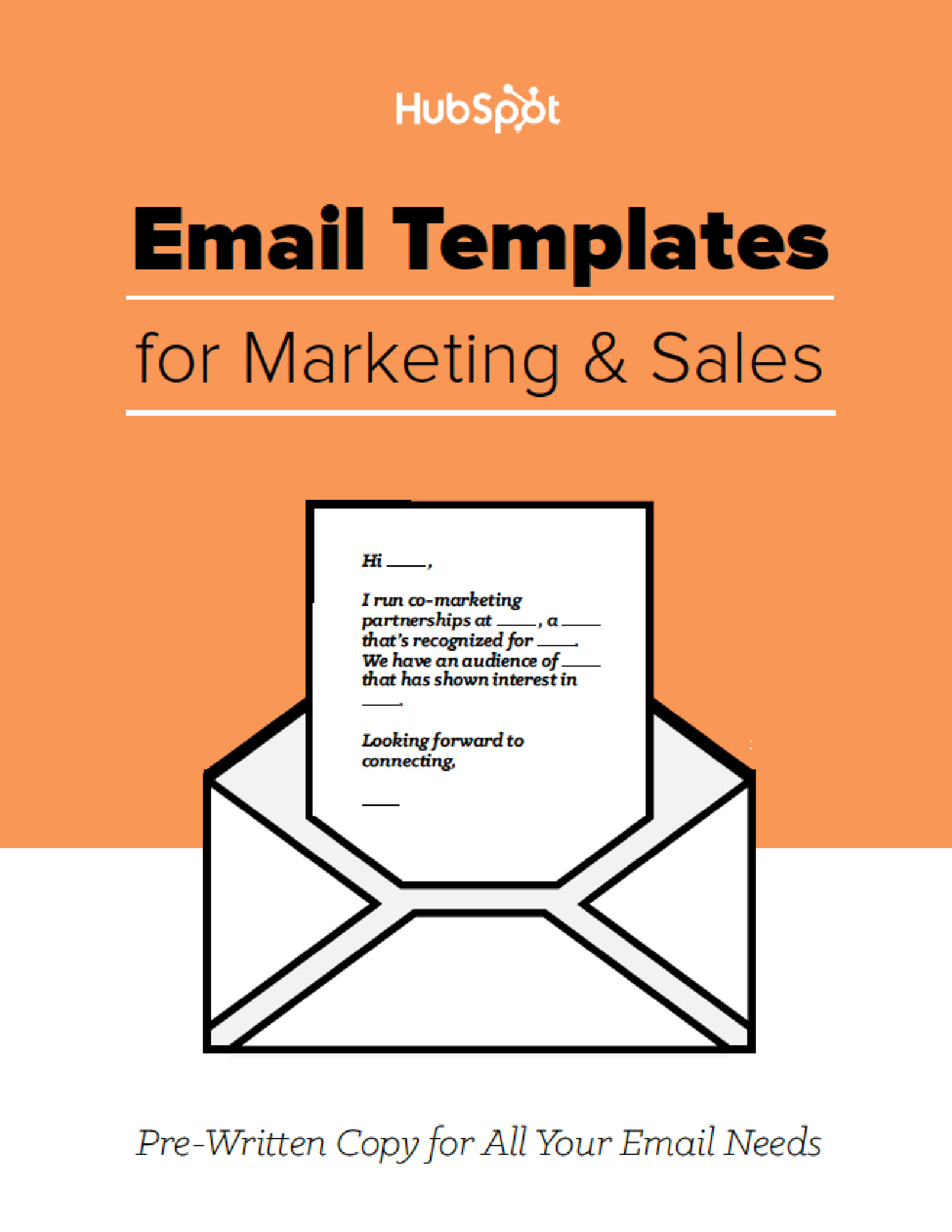 Email templates for startups and entrepreneurs