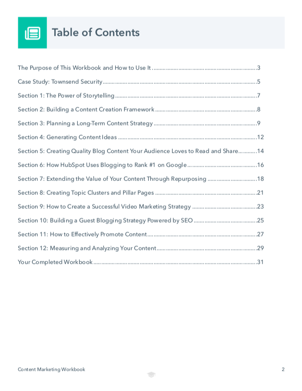 CMC Workbook