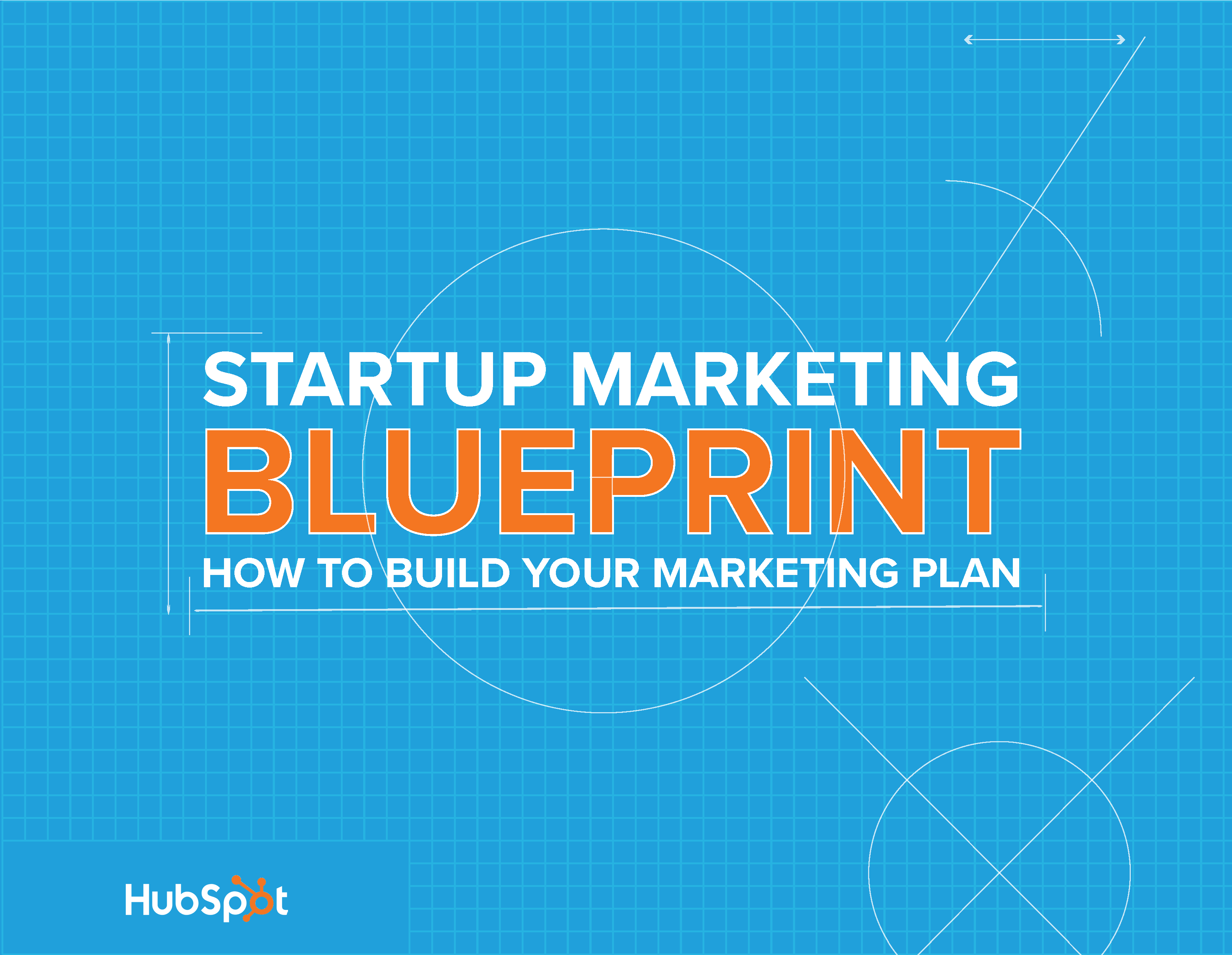 Startup marketing plan blueprint startup marketing blueprint preview malvernweather Choice Image
