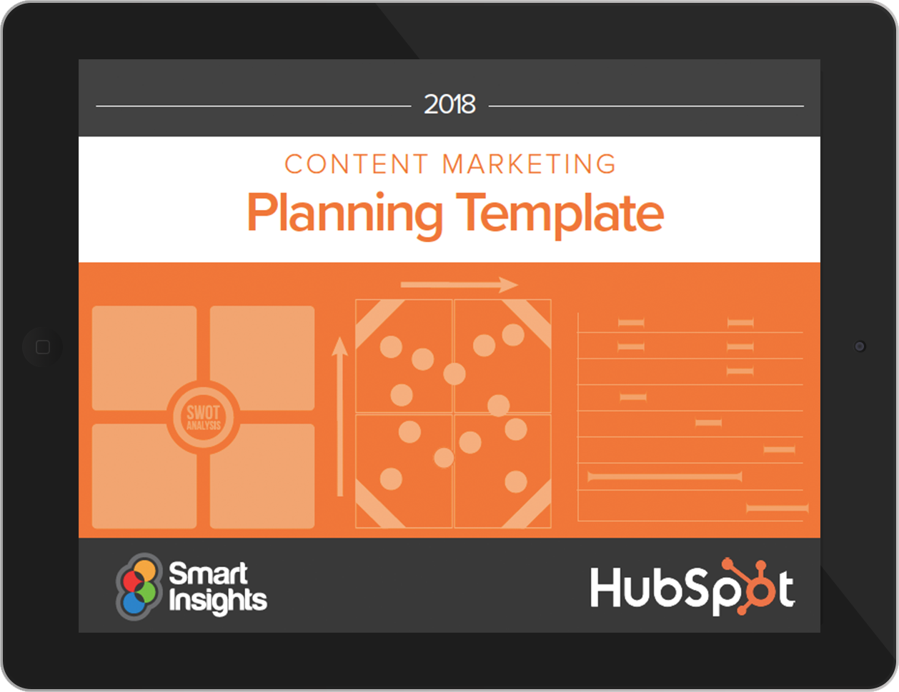 2018 Content Marketing Planning Template