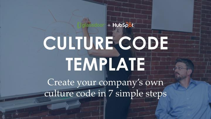 Culture Code Template