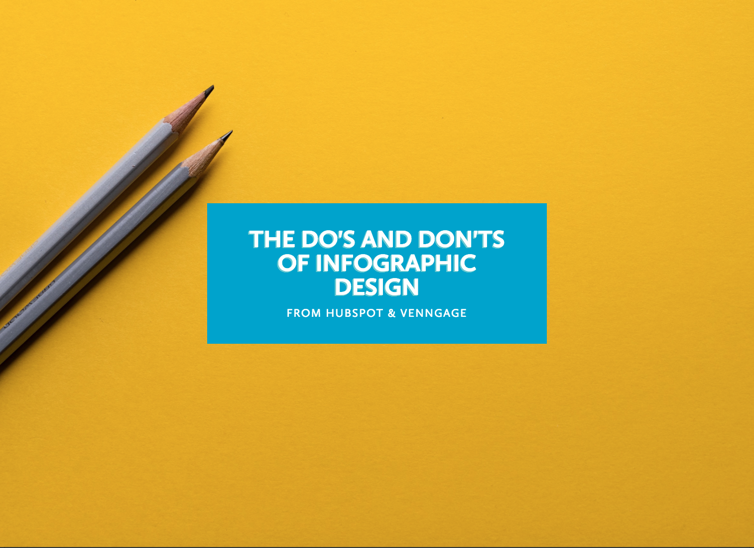 The Do's and Don'ts of Infographic Design Preview