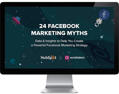24 Facebook Marketing Myths