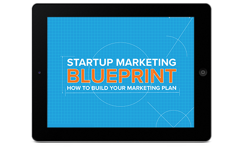 Marketing plan blueprint startup marketing blueprint malvernweather Gallery