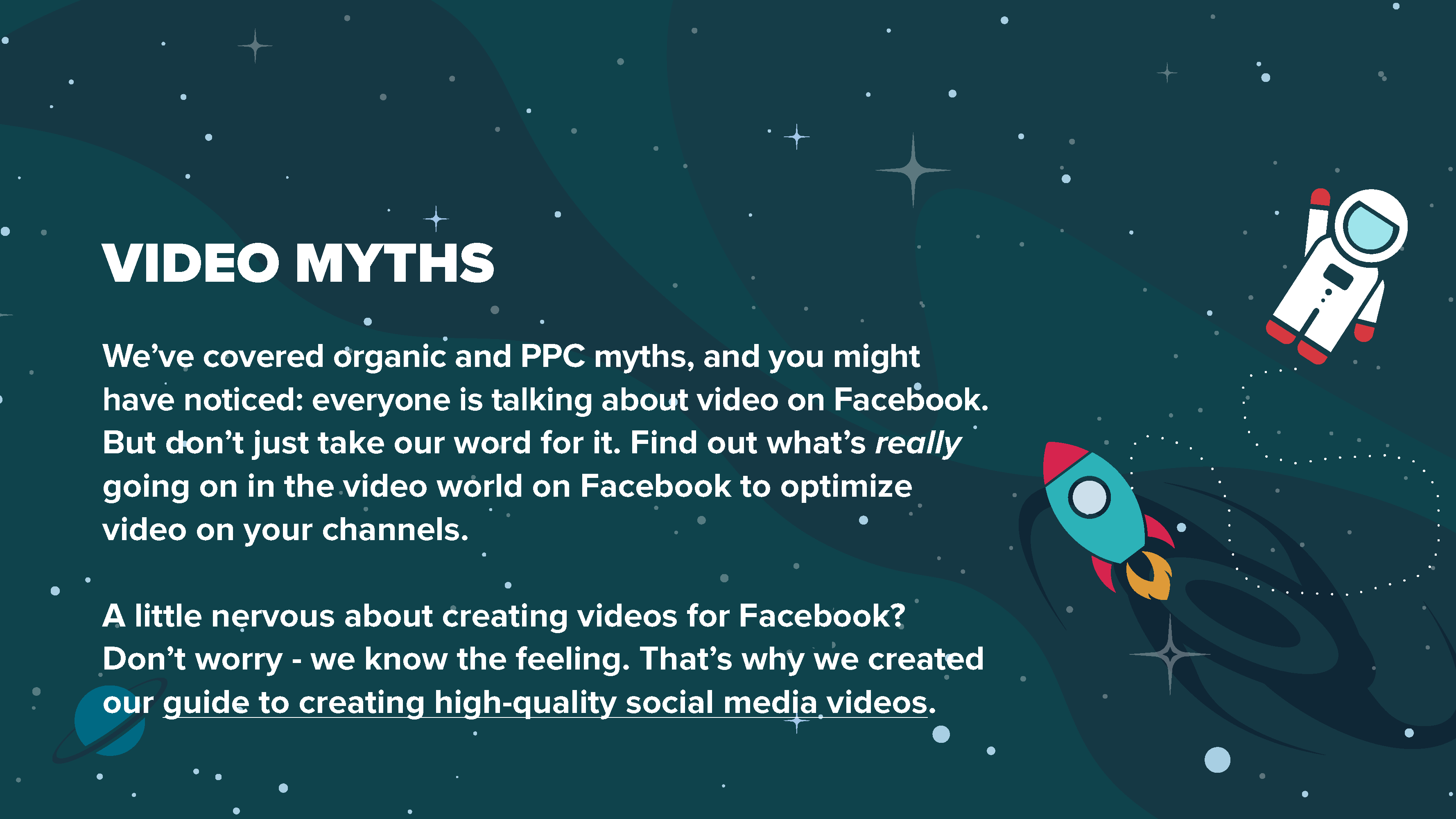 Facebook Myths Ebook Preview