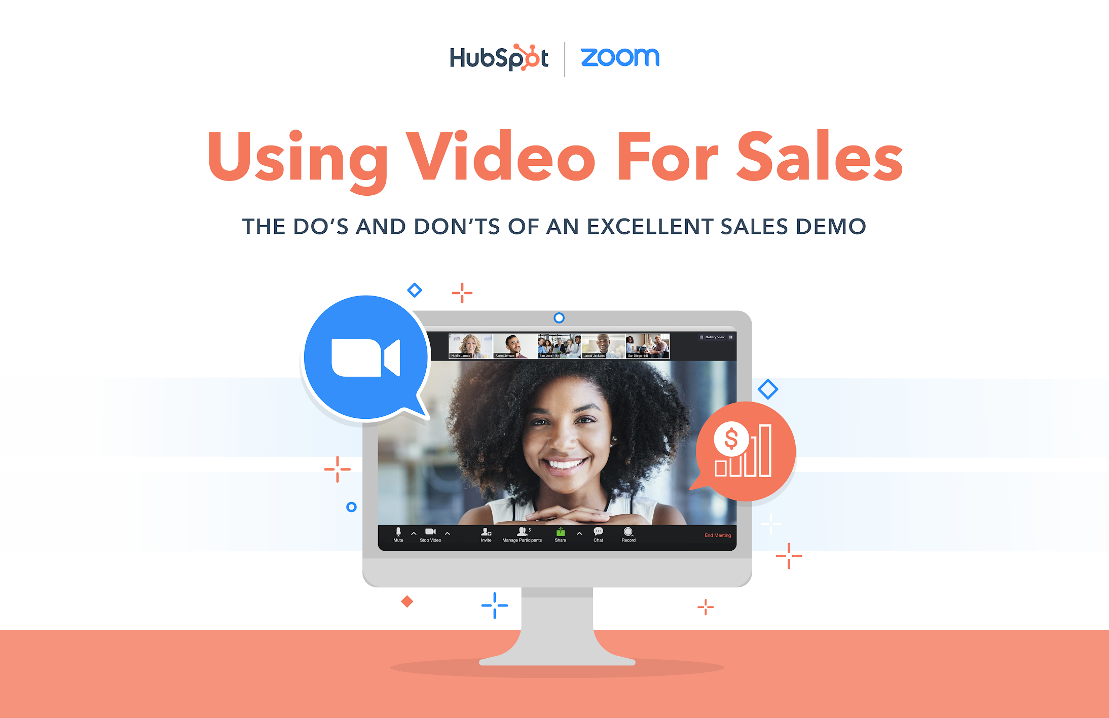 HubSpot and Zoom