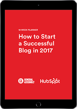 Starting a successful blog business plan