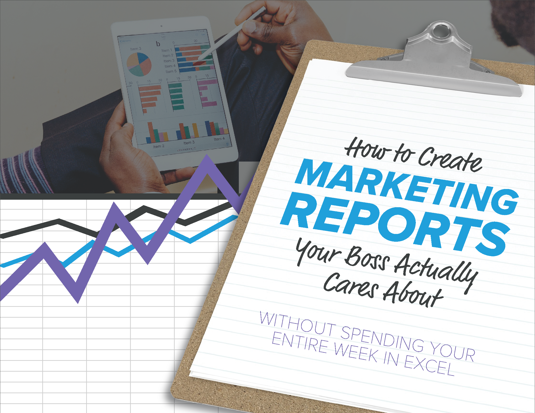 How to Create Marketing Reports Preview 1