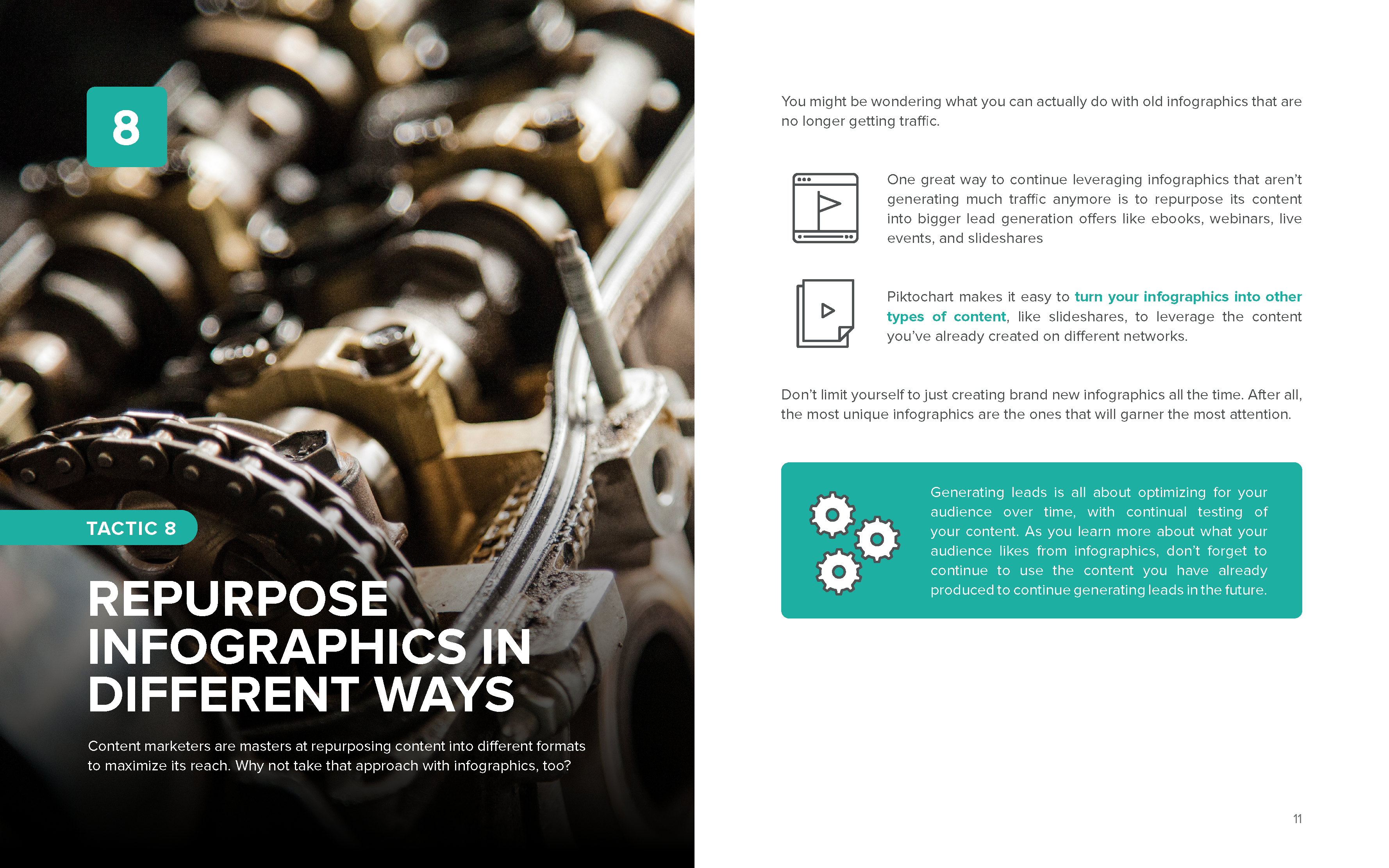 How to Generate Leads from Infographics Preview