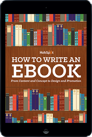 How to Write an Ebook