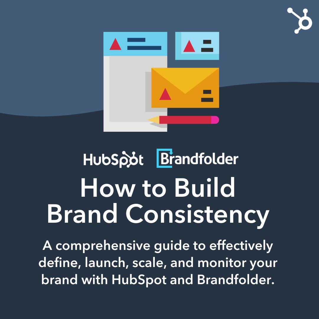 HubSpot x Brandfolder Instagram