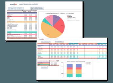 marketing-budget-templates