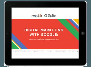 digital marketing with google