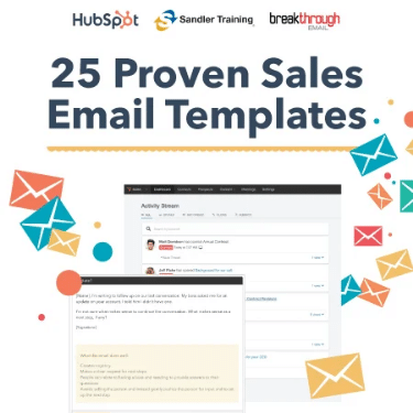 free-sales-email-templates