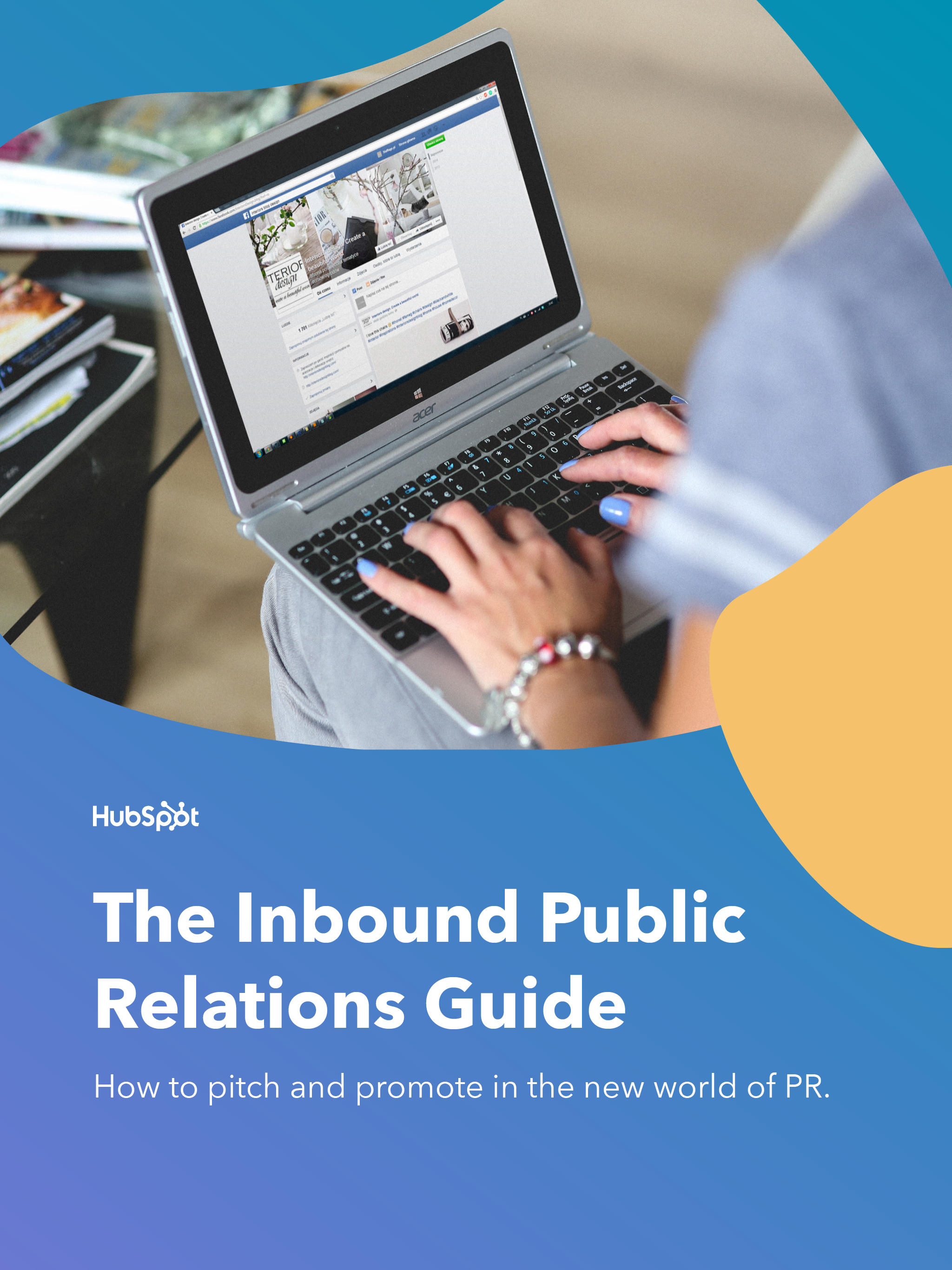 Inbound Public Relations Guide Ebook