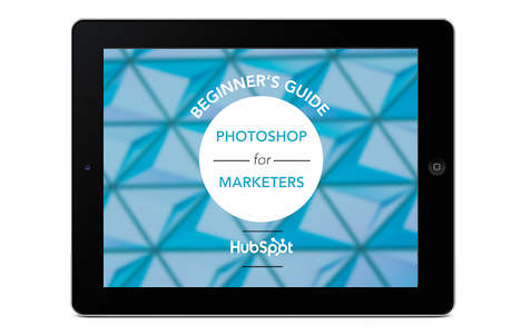 Photoshop for Marketers
