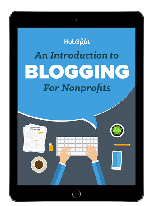 An Introduction to Blogging For Nonprofits