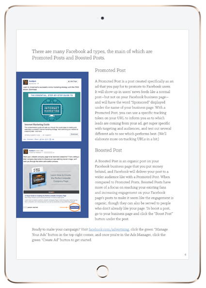 Facebook Advertising - Social Media Advertising - Page 3