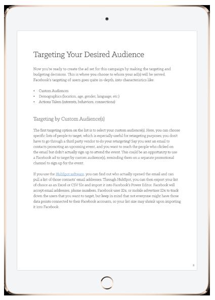 Facebook Advertising - Social Media Advertising - Page 5