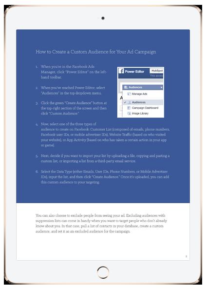 Facebook Advertising - Social Media Advertising - Page 6