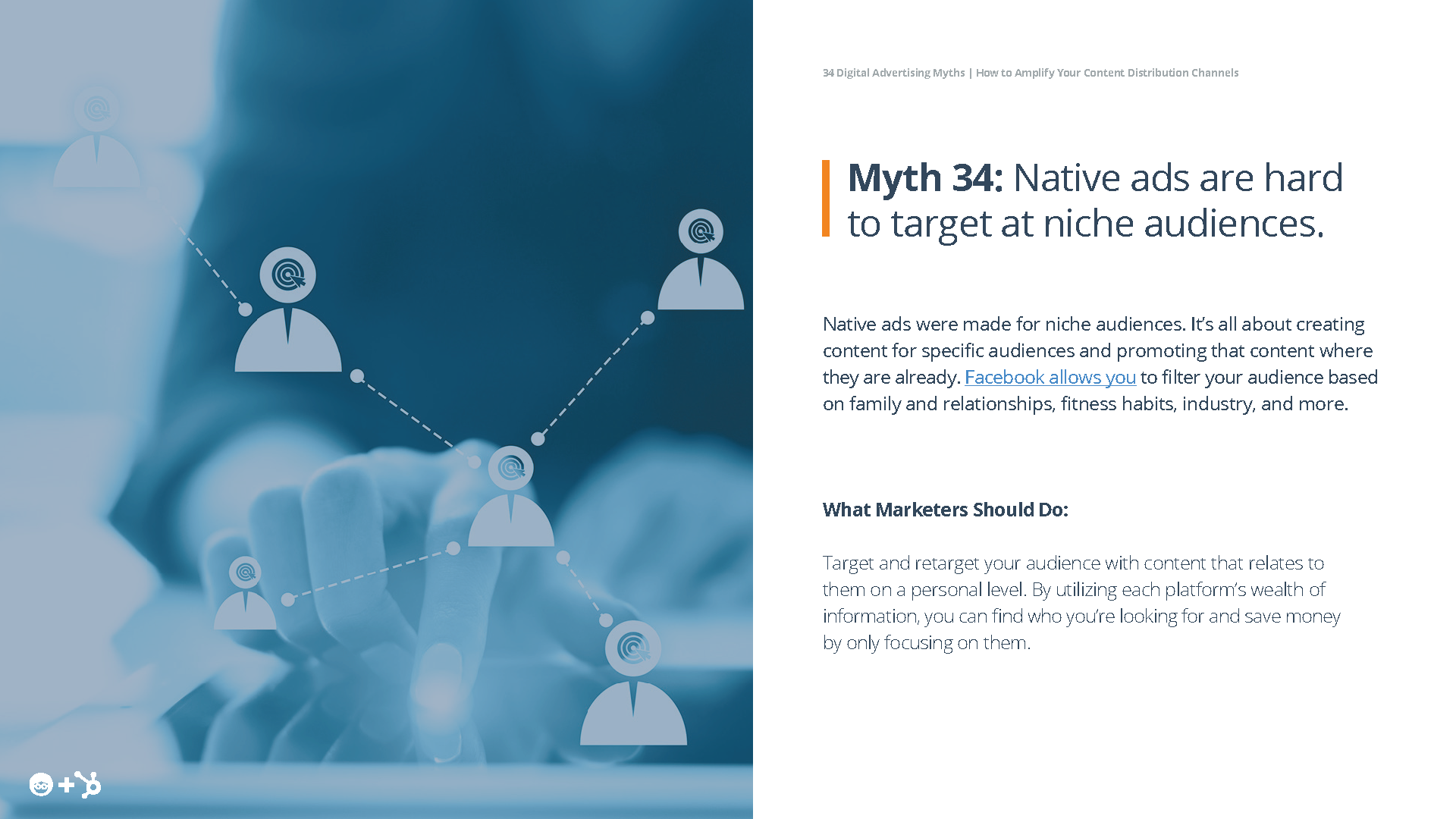 Digital Advertising Myths Ebook Preview