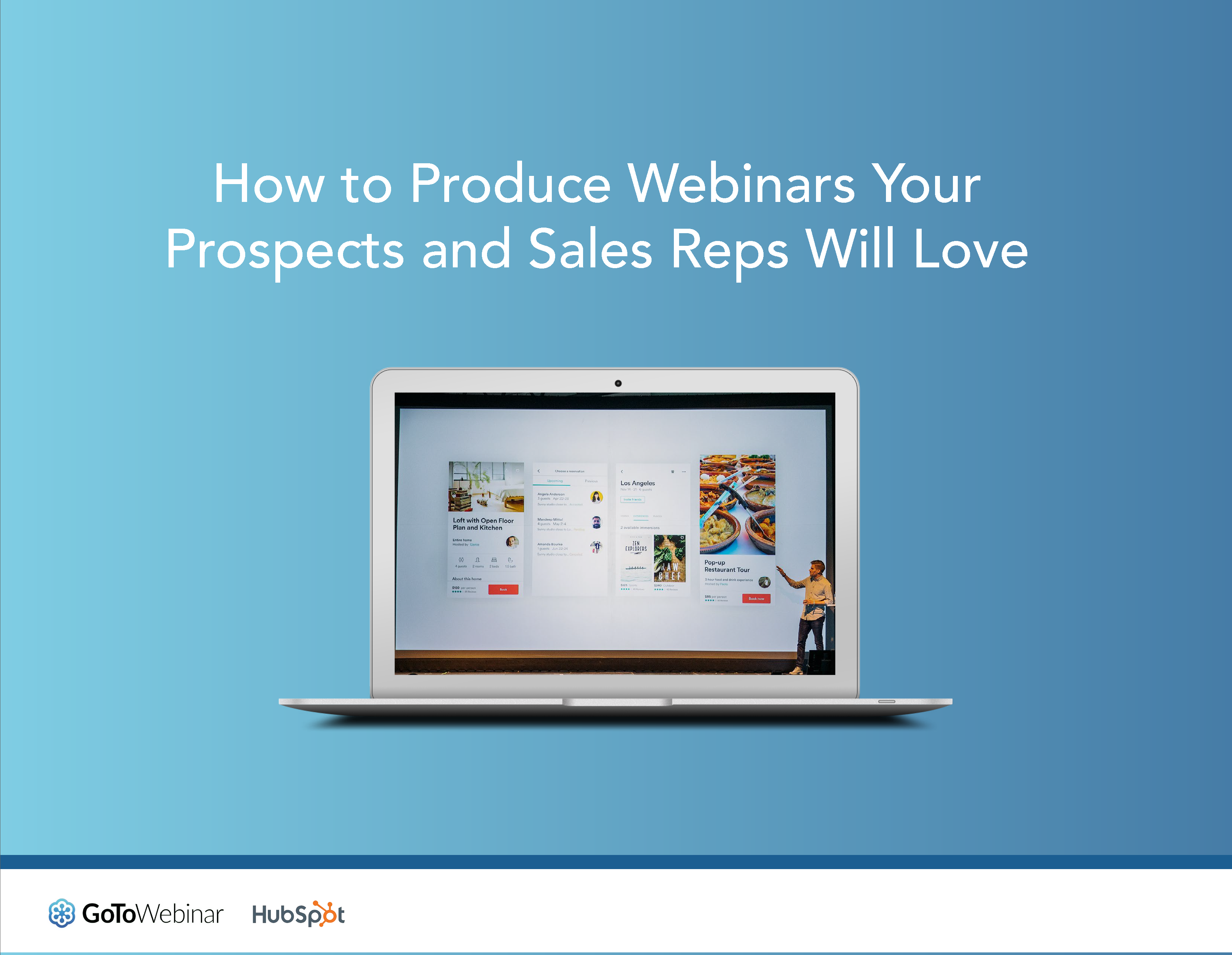 Free Ebook: How to Produce Webinars Your Prospects and Sales Reps ...