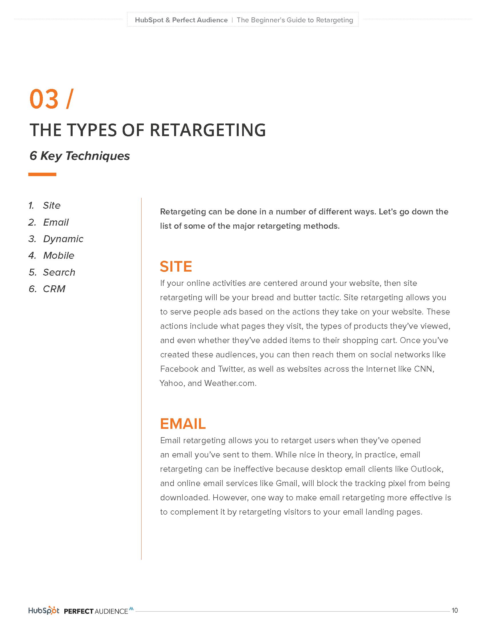 Retargeting 4