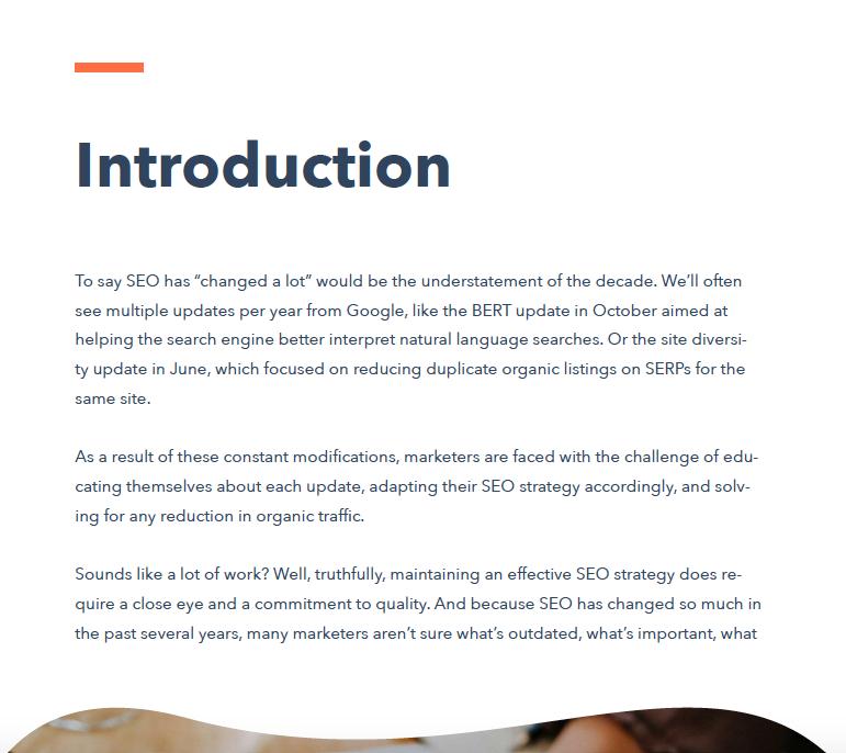 SEO Myths 2020 Introduction