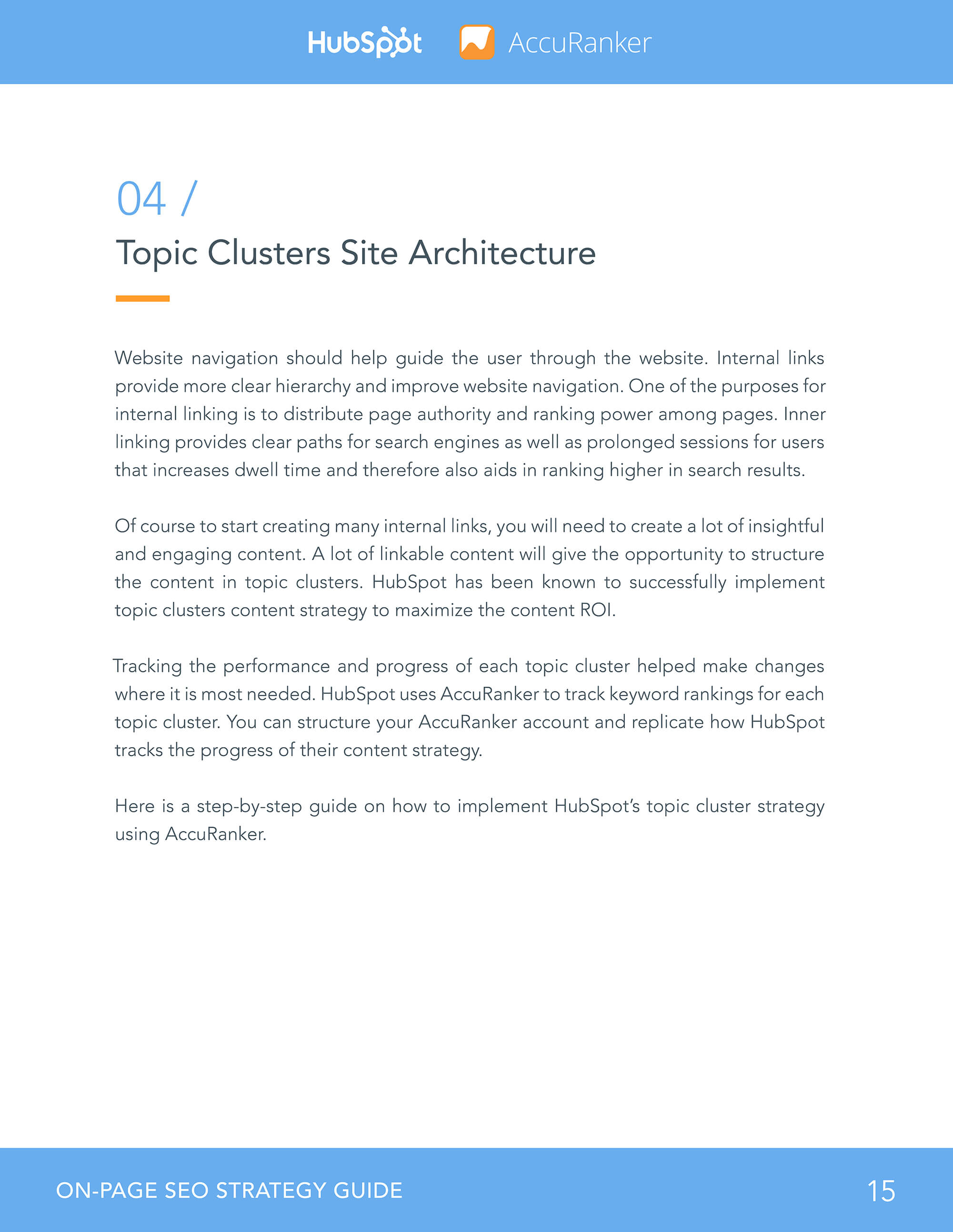 On-Page SEO Strategy Guide 4