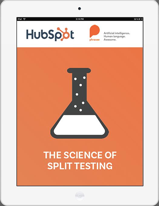 Science Of Split Testing