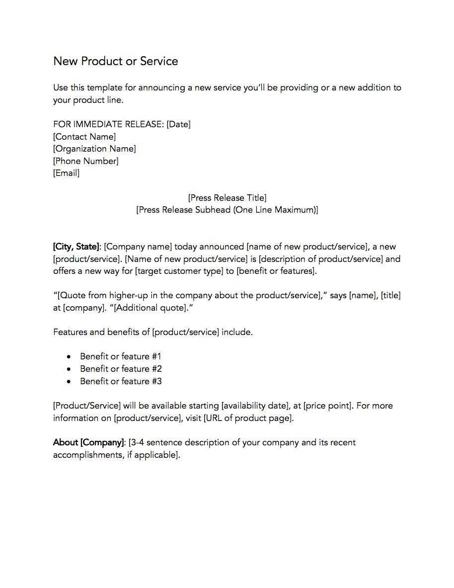 inbound press release templates. Black Bedroom Furniture Sets. Home Design Ideas