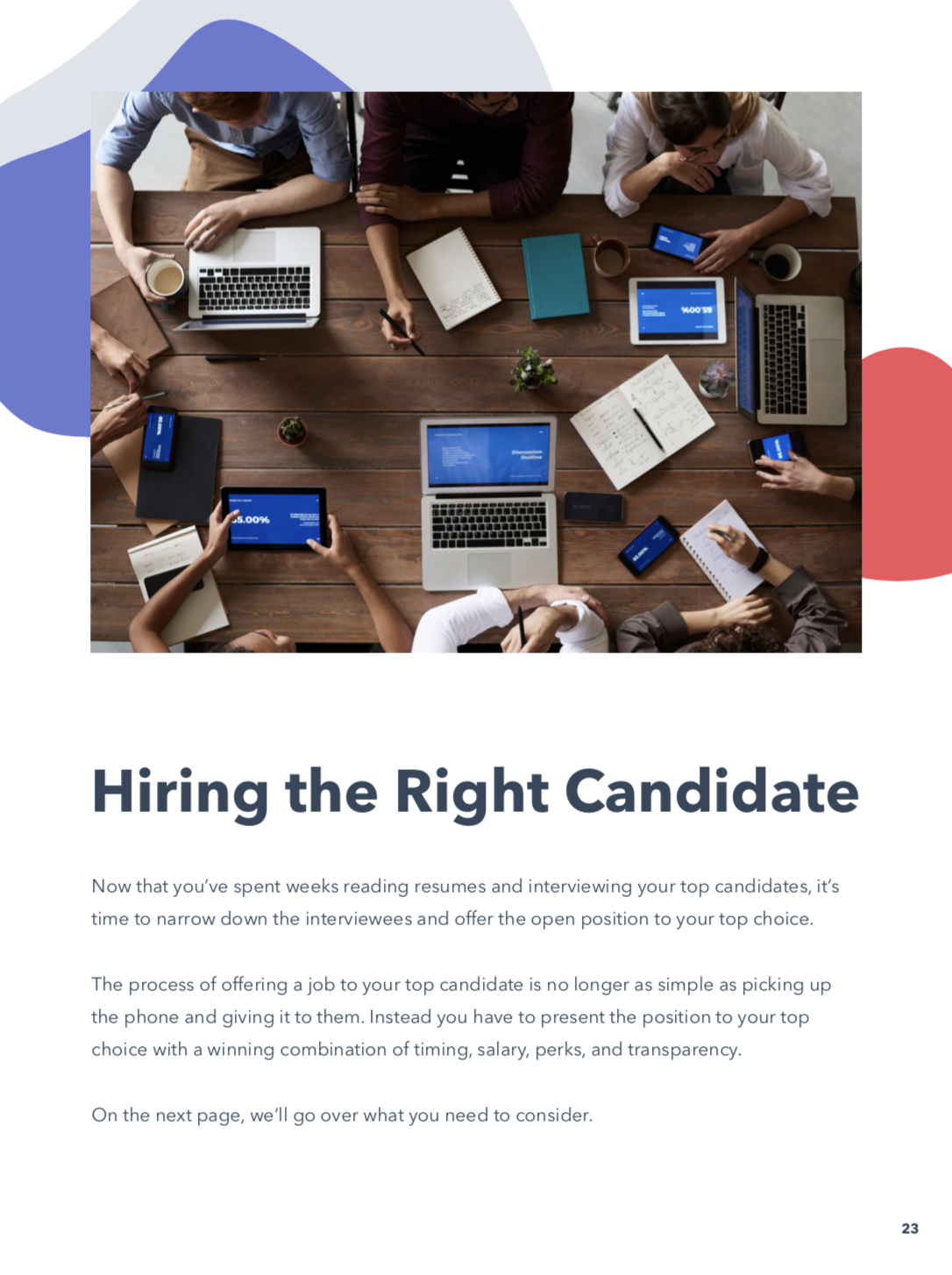 hiring the right marketer