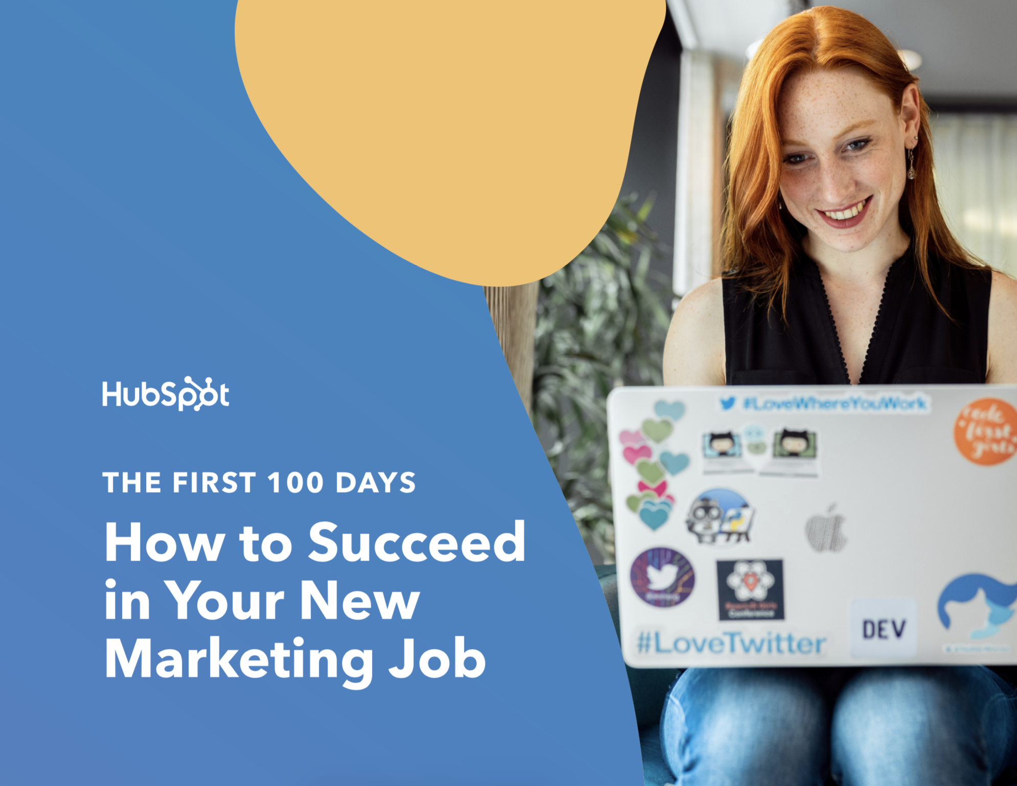 cover – how to succeed in a new marketing job