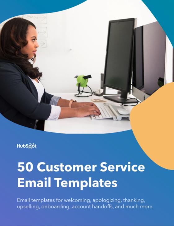 customer service emails