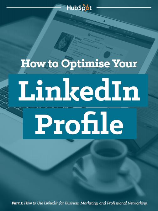 Optimize Your LinkedIn Profile_