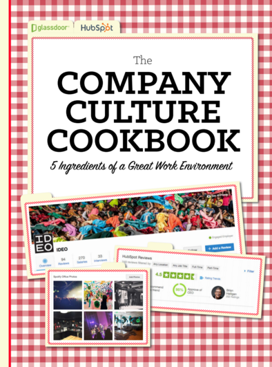 Culture Code Cookbook