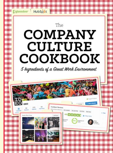 Culture Code Cookbook
