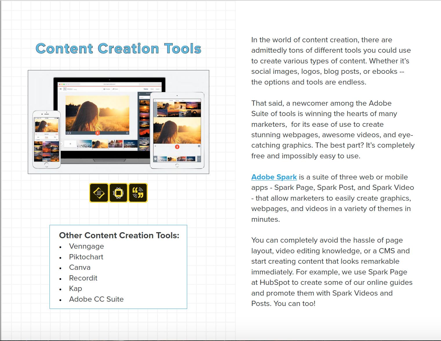 Startup Marketing Blueprint Preview
