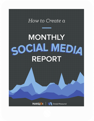 How to Create a Monthly Social Media Report