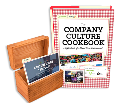 Company Culture Code Ebook and Template
