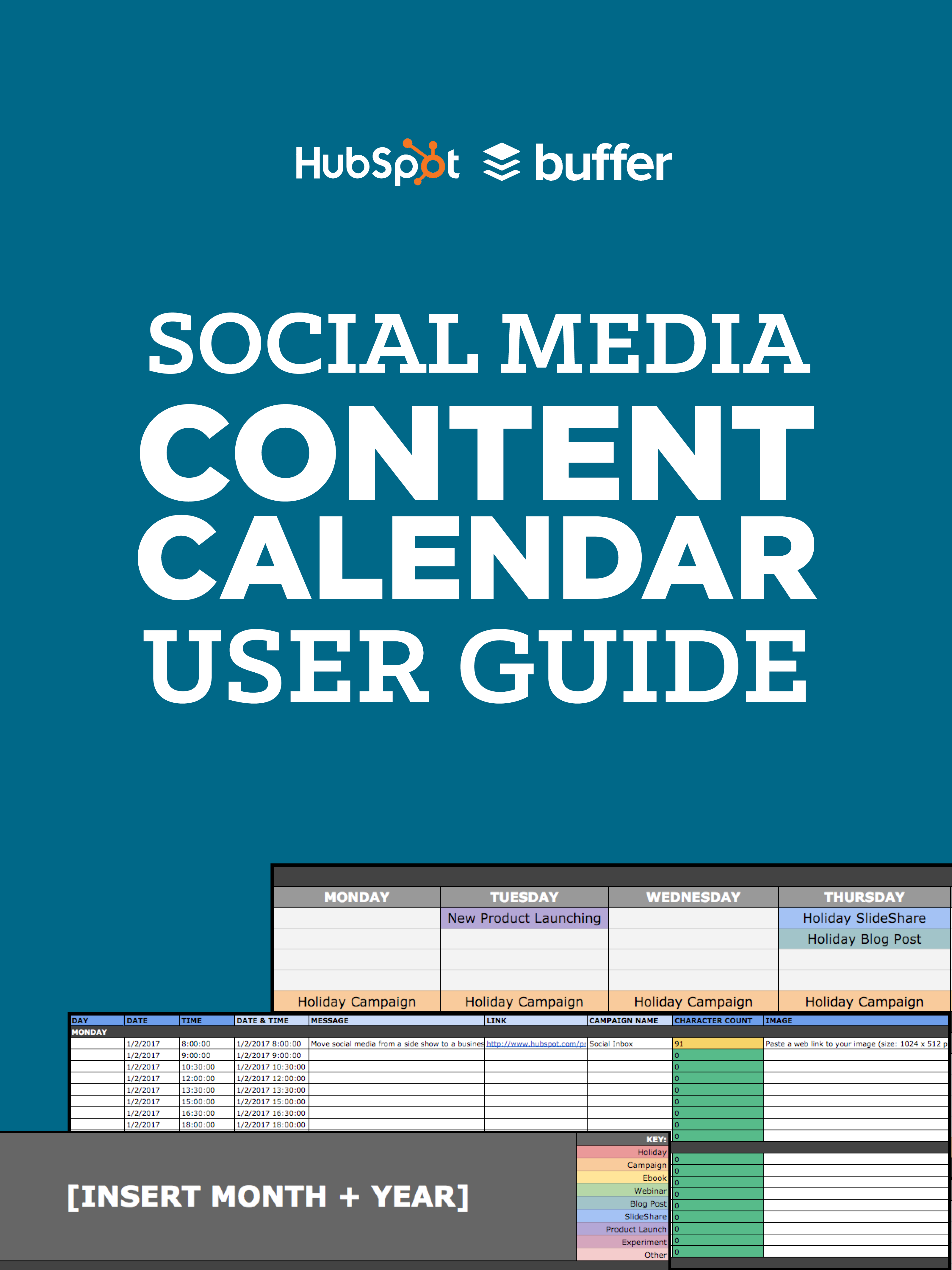 The Social Media Content Calendar | Manage Your Updates