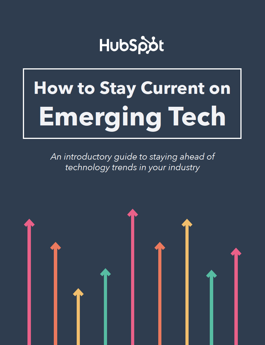 How to Stay Current on Emerging Tech