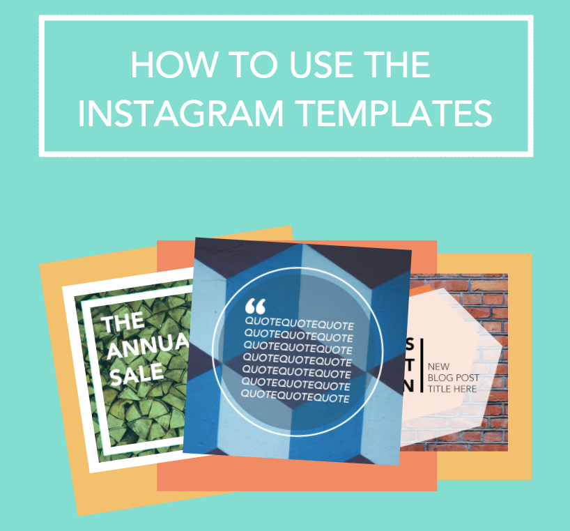 Free Instagram Templates