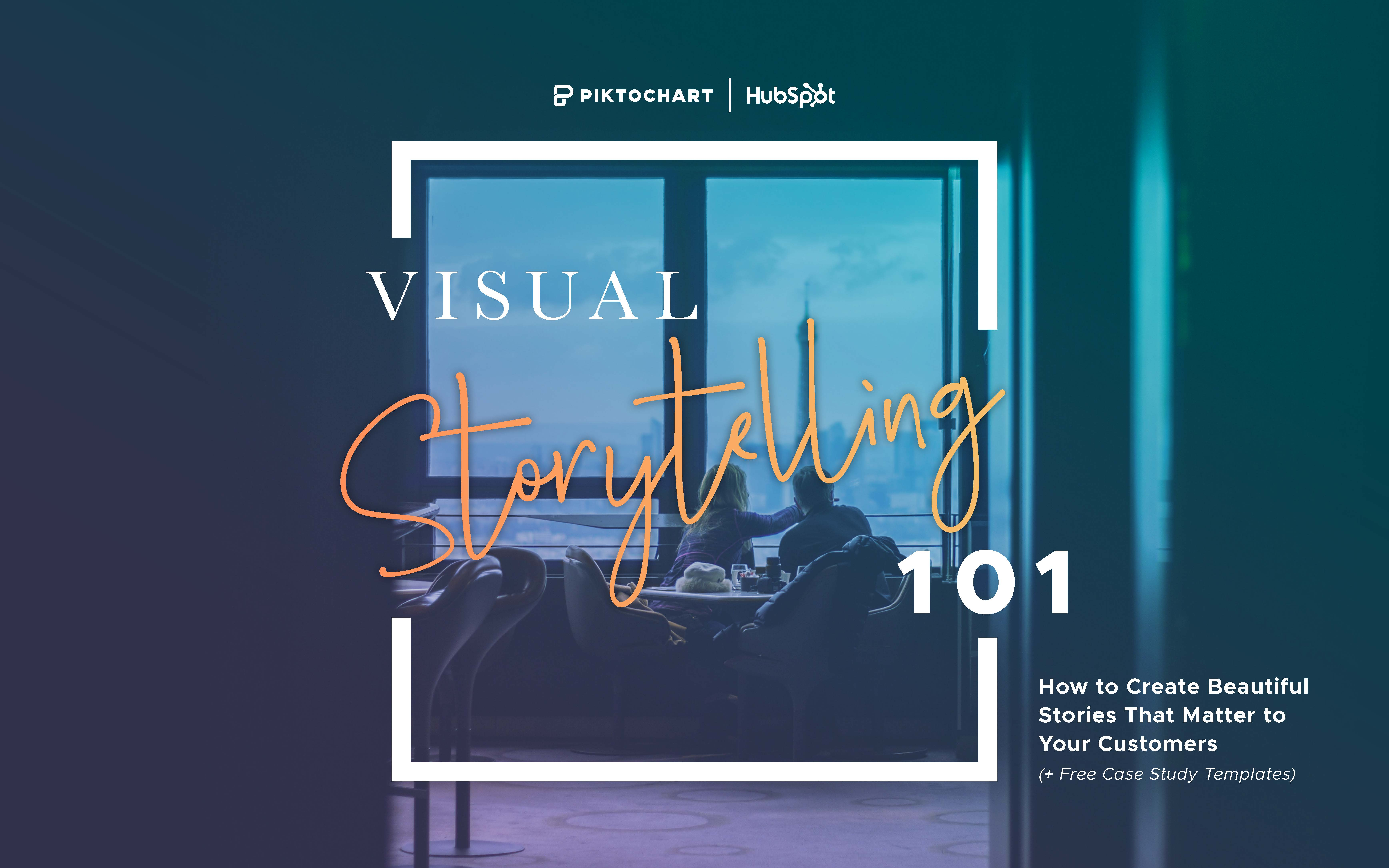 Visual Storytelling 101 + Free Case Study Templates Preview