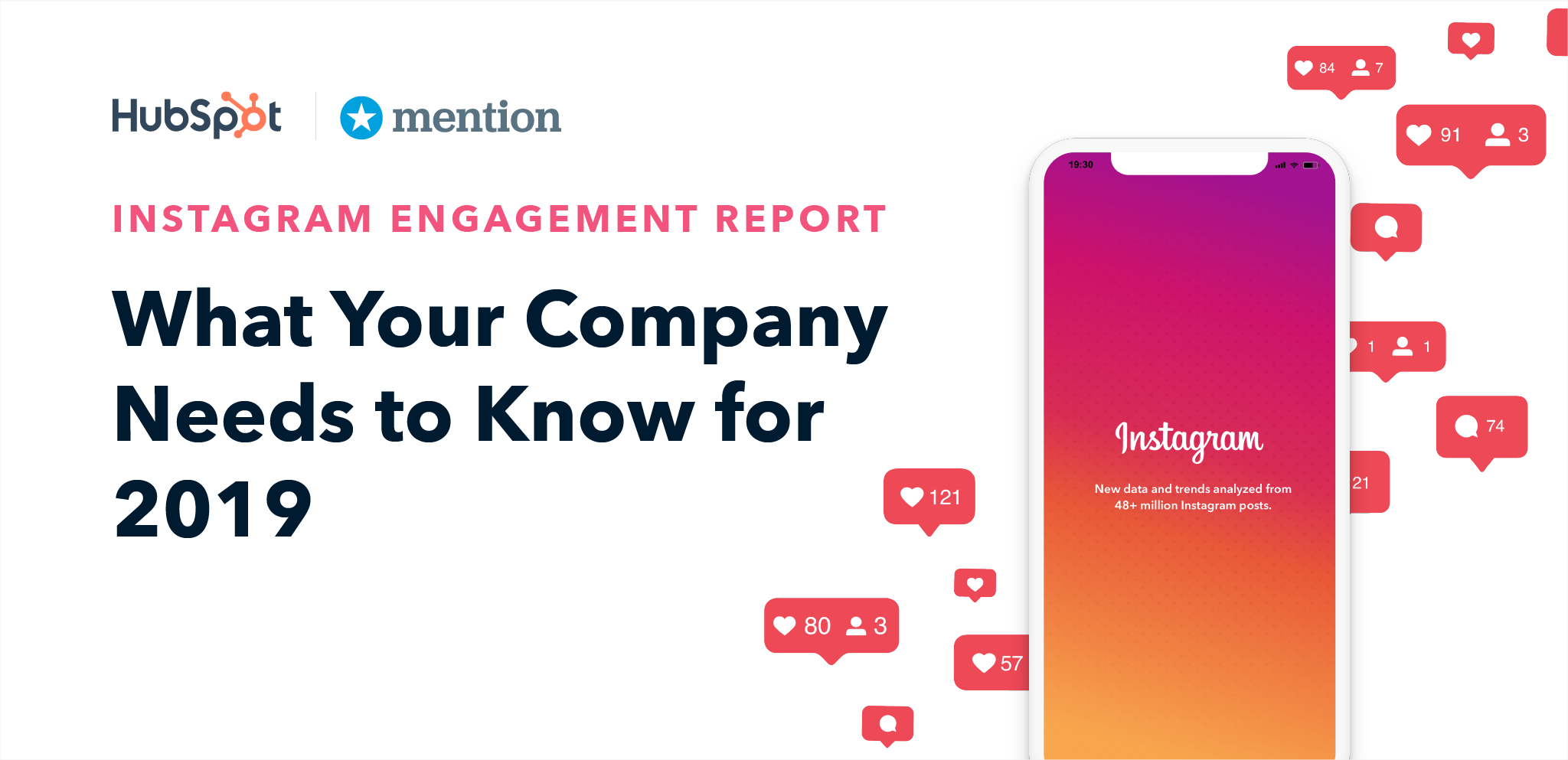 Instagram Engagement Report—What Your Company Needs To Know for 2019