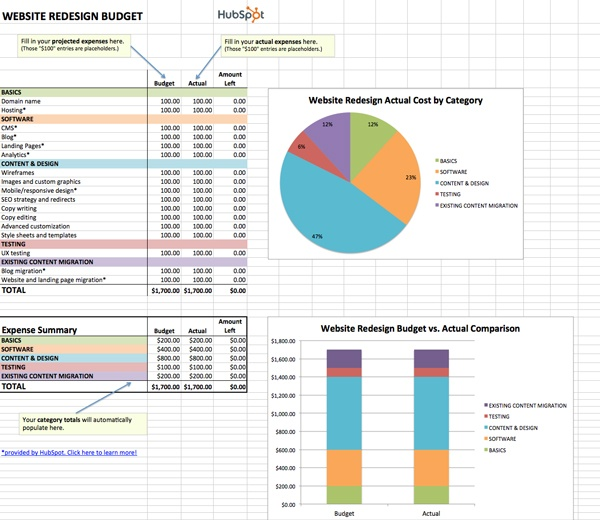 Free download 8 budget templates to manage your marketing spend budgettemplates carousel3g pronofoot35fo Gallery