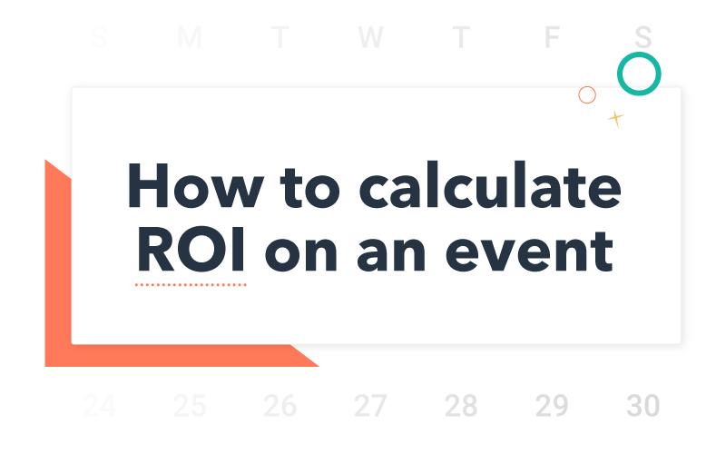 Calculating ROI