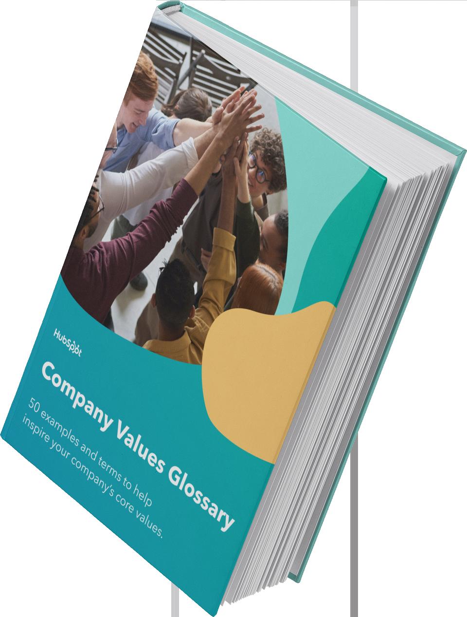 Company Values Glossary