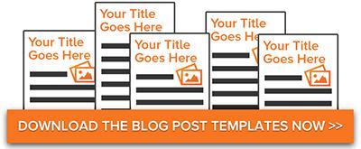Blog Post Templates