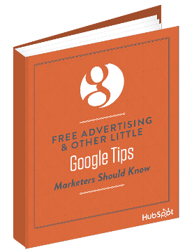 Google Tips of Marketers